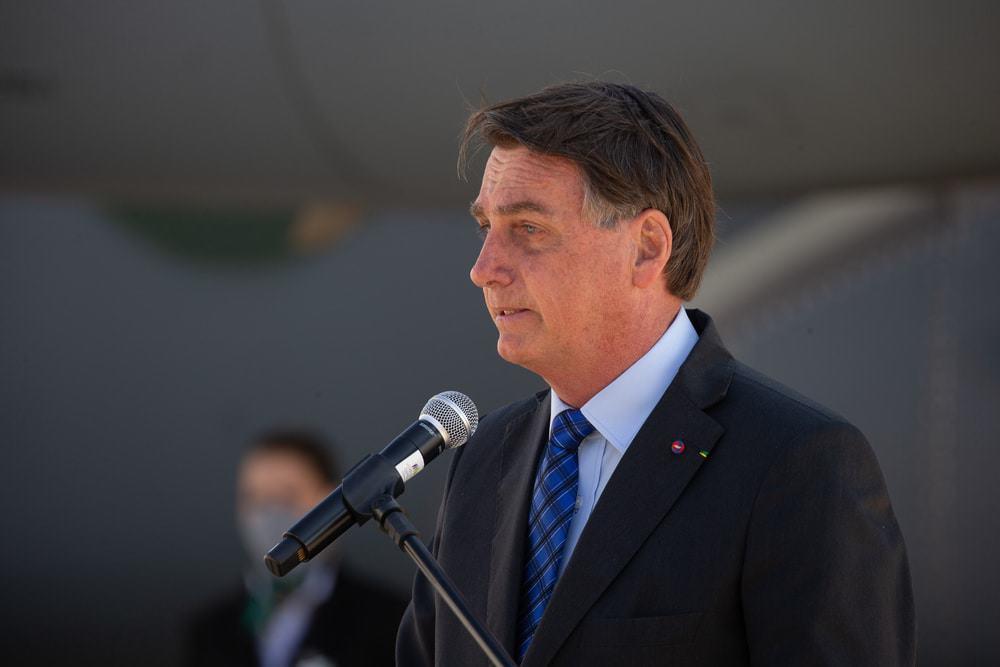 Bolsonaro afirma que Ford não disse a 'verdade' sobre saída do Brasil
