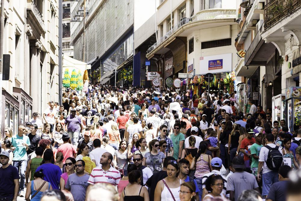 imagem do centro da cidade de são paulo