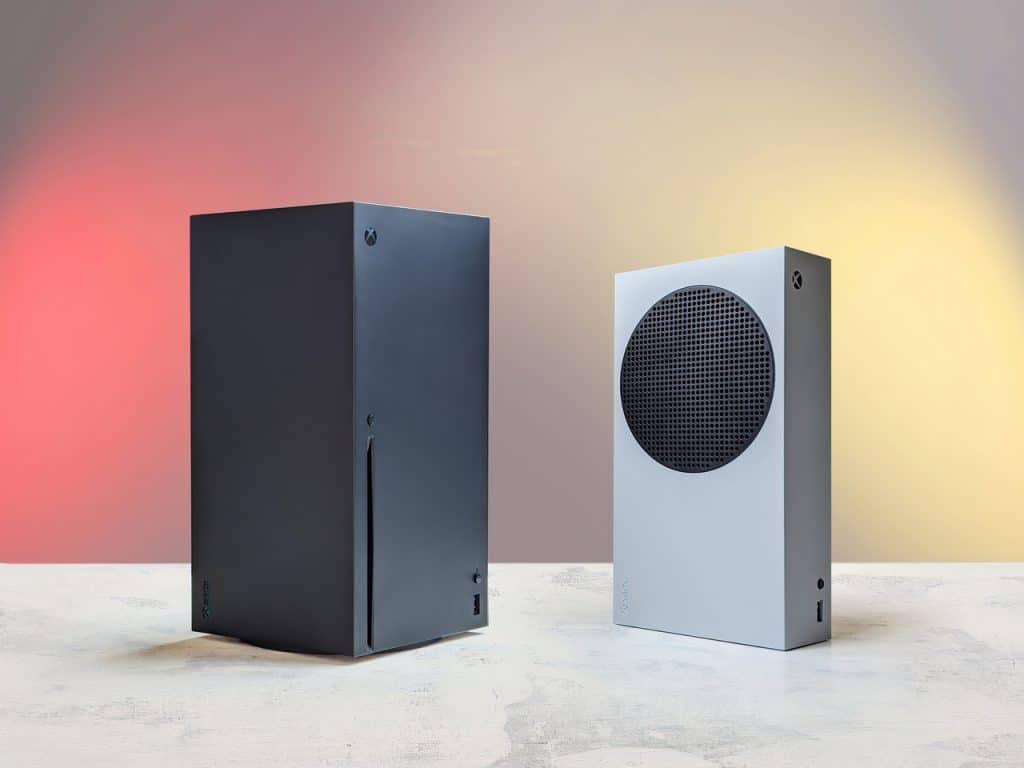 Xbox Series S e Xbox Series X
