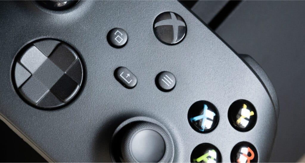 Xbox Series X - Controle