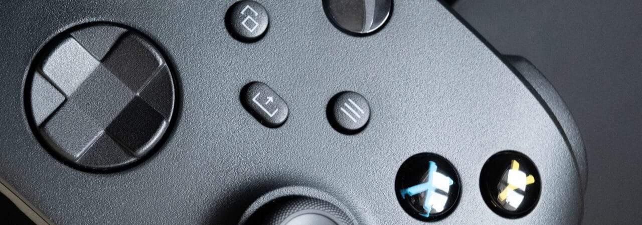 Xbox Series X - Controller