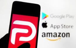 Parler processa Amazon após ser banido dos servidores da empresa