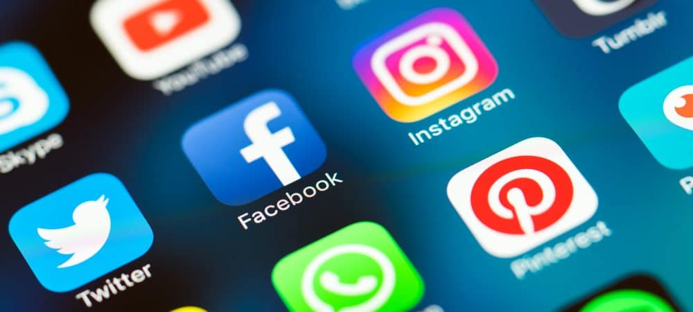 Redes sociais podem ser punidas por remover postagens de usuários