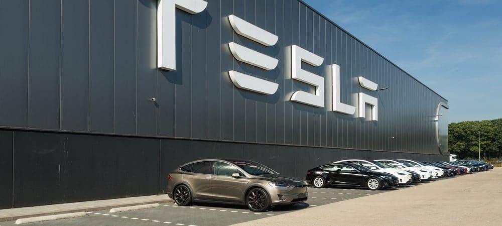 Tesla ya vale más que los principales fabricantes de automóviles tradicionales juntos