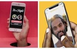 Tinder e Bumble excluem invasores do Capitólio de aplicativos
