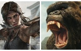 Netflix confirma animes de 'Tomb Raider' e 'King Kong'