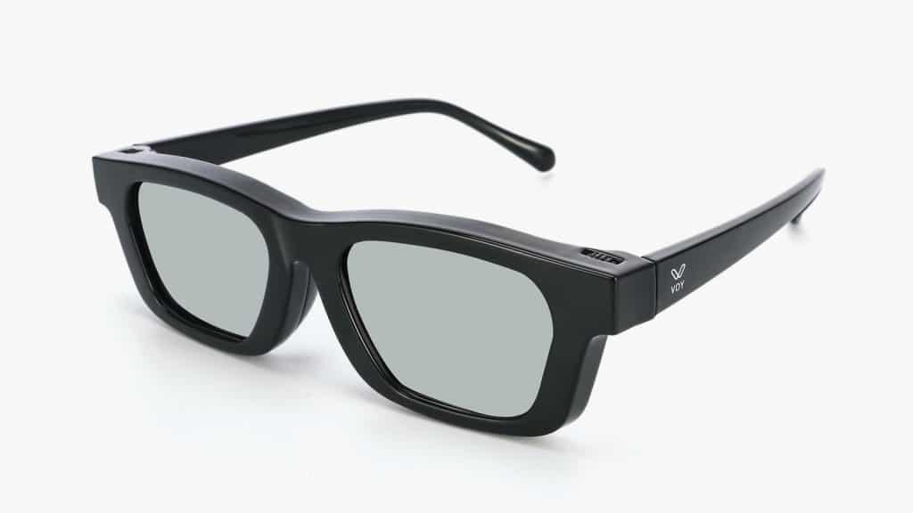 Glasses have adjustable lenses