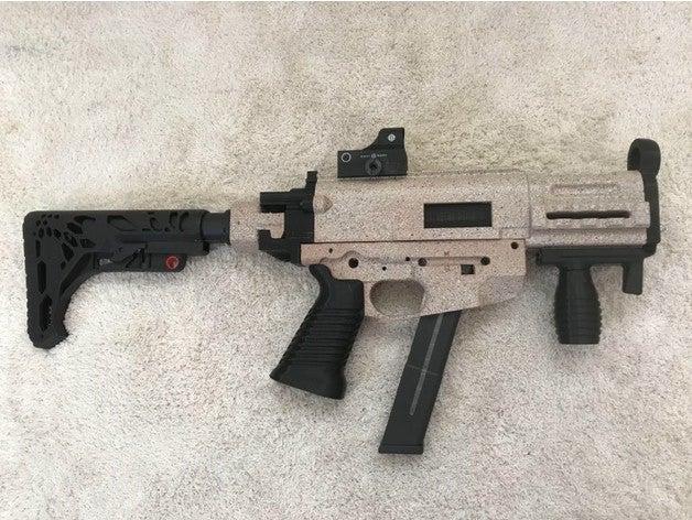 Armas impressas em 3D ficam fora de qualquer sistema regulatório