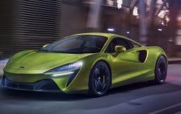 McLaren Artura: supercarro híbrido vai de 0 a 100 km/h em três segundos