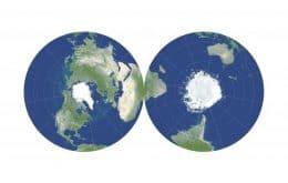 Cientistas propõem novo mapa-múndi para corrigir distorções