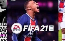 Fifa 21 chega ao Google Stadia em 17 de março