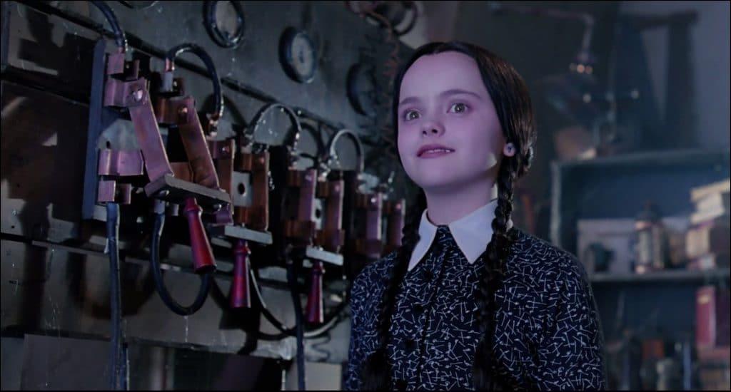 Christina Ricci em Família Addams (1991)