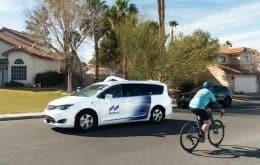 Motional prueba vehículos totalmente autónomos en las calles de Las Vegas