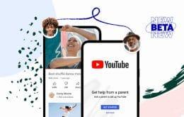 YouTube anuncia contas supervisionadas para adolescentes e pré-adolescentes