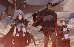 Netflix divulga novo trailer de 'DOTA: Dragon's Blood'