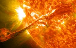 E se a Terra for atingida por uma tempestade solar perfeita?