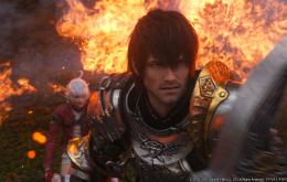 Final Fantasy XIV chega ao PlayStation 5 em 4K e com nova expansão
