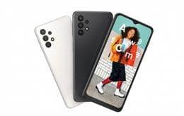 Samsung anuncia versão 4G do Galaxy A32
