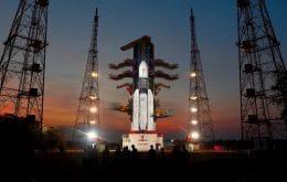 Índia revisa o cronograma de seu programa espacial tripulado