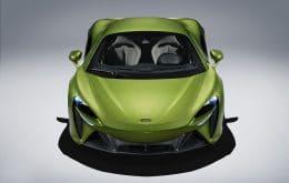 McLaren apresenta o Artura, seu primeiro supercarro híbrido