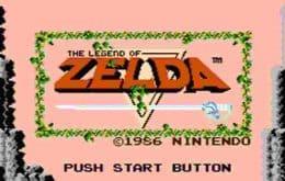 'The Legend of Zelda' completa 35 anos e fãs comemoram nas redes sociais