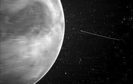 Sonda da Nasa capta foto surpreendente da superfície de Vênus