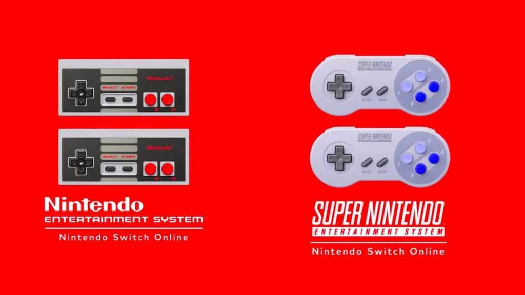 Atualização da Nintendo Switch Online trará quatro clássicos do NES e Super NES ao Nintendo Switch a partir de 17 de fevereiro. Imagem: Nintendo/Divulgação