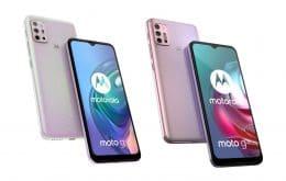 Moto G10 e G30: Motorola anuncia novos smartphones