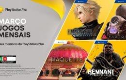 PlayStation Plus: Confira os títulos de março para os assinantes