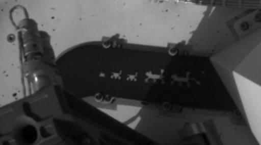 El retrato familiar a bordo del Perseverance menciona misiones pasadas de la NASA. Rover fue responsable de los primeros sonidos grabados en Marte