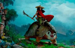 'Raya e o Último Dragão' aumenta visualizações após Disney+ tirar taxa