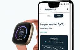 Fitbit anuncia novos recursos de saúde para seus smartwatches; confira