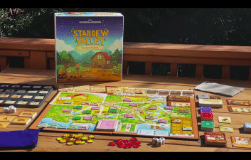 'Stardew Valley' board game launched