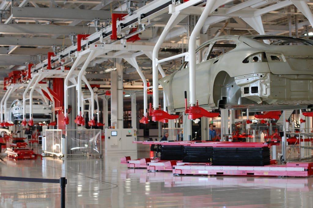 Produção do Model 3 em Freemont fica suspensa até o dia 07/03. Imagem: Maurizio Pesce/Wikimedia Commons