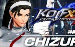 The King of Fighters XV: SNK divulga novo trailer com foco em Chizuru Kagura