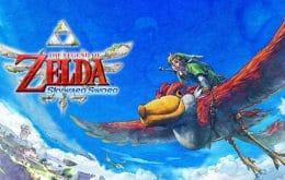 Bug em The Legend of Zelda: Skyward Sword HD está arruinando o final da aventura para os jogadores holandeses