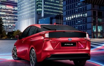 Toyota wants to launch two electric cars on the American market in 2021