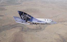 Virgin Galactic adia voo comercial com a Força Aérea Italiana