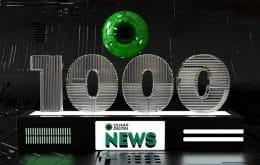 Olhar Digital News comemora a marca de 1000 edições