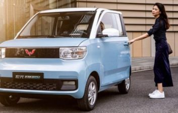 """$ 4.100 electric """"cart"""" surpasses Tesla in sales in China"""
