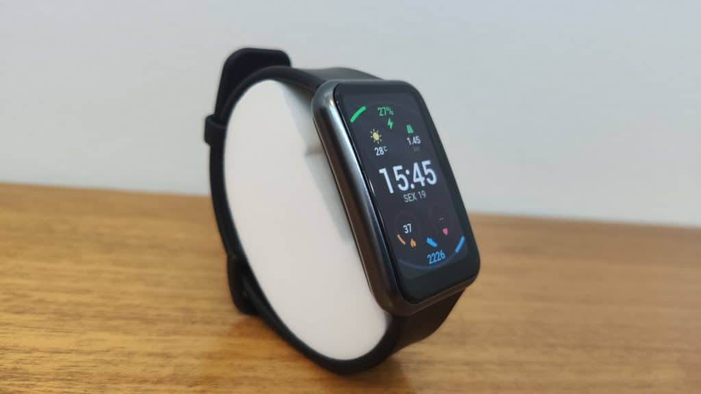 Huawei Watch Fit - Acabamento