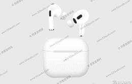 AirPods 3: imagens mostram visual de possível nova geração de fones da Apple