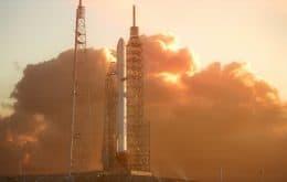 Blue Origin adia primeiro voo de seu foguete New Glenn