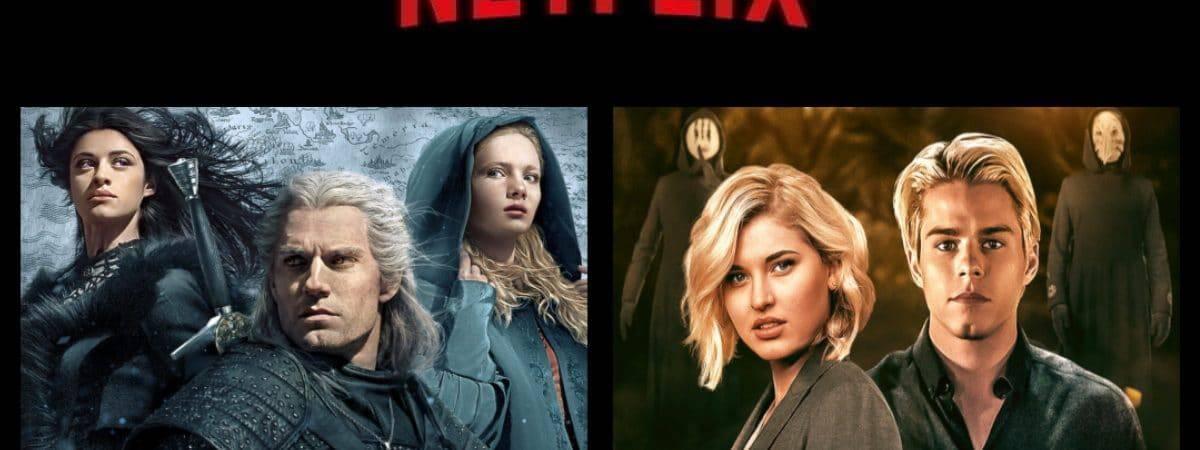 Séries de bruxaria na Netflix