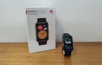Revisión de Huawei Watch Fit: una buena opción para quienes practican deportes