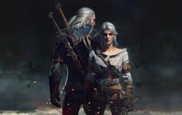 """Veja como """"Witcher 3"""" ficaria se fosse lançado para o primeiro PlayStation"""