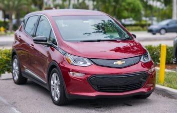 GM anuncia actualización de software para poner fin a incendios en Chevy Bolt EV