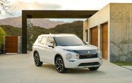 Mitsubishi lança novo SUV Outlander 2022 em evento da Amazon Live