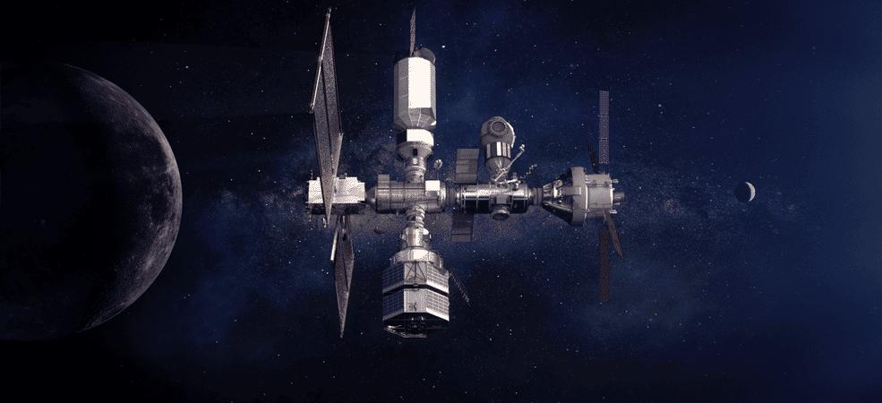 Estação lunar Gateway