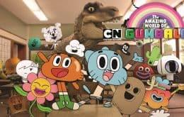 O Incrível Mundo de Gumball, desenho do Cartoon Network, ganhará filme para TV